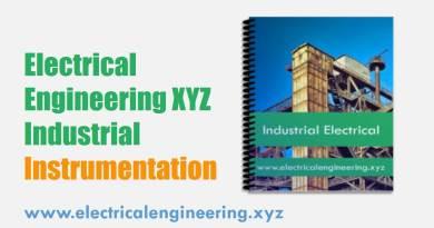 electrical-engineering-industrial-instrumentation