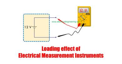 loading-effect-of-electrical-measurement-instruments