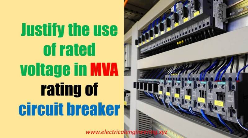 justify-rated-voltage-v-in-mva-breaking-capacity-of-circuit-breaker