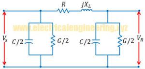 nominal-pi-circuit-for-medium-transmission-lines