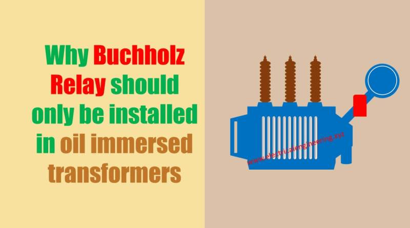 why-buchholz-relay-should-only-be-installed-in-oil-immersed-transformers