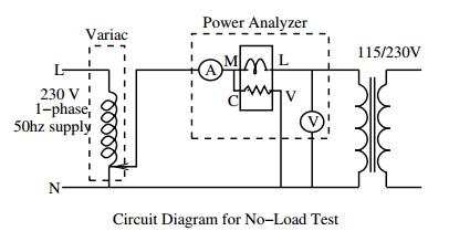 no-load-test-schematic