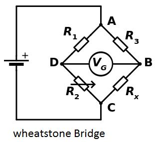 all about wheatstone bridge circuit theory its working principle rh electricalengineering123 com full bridge inverter circuit diagram bridge rectifier circuit diagram pdf