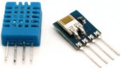 DHT11 DHT22 Temperature and Humidity Sensor
