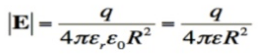 Dielectric Constant Equation