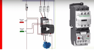 How to Wire a Contactor and Overload – Direct Online Starter