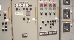 lv switchgear panels installation method