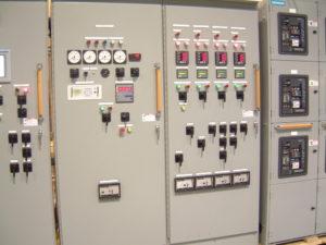 lv switchgear panels installation method
