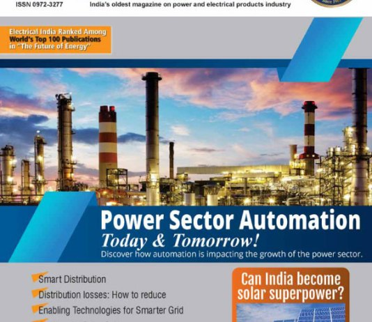 online news, blogs, news articles, Case Studies, Industry Articles, Article Publications, Journal | energy & power industry | Electrical India November 2018 - Electrical India Magazine on Power & Electrical products, Renewable Energy, Transformers, Switchgear & Cables