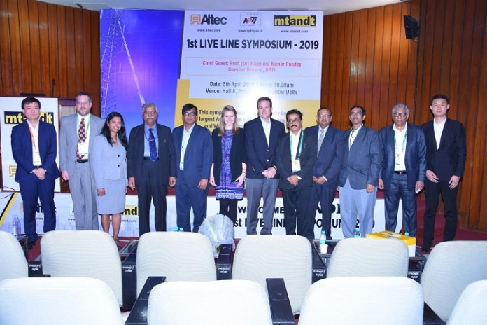 Electricity, Transformers, Motors, Switchgear, Cables, electrical wires, Meter & Measuring Instruments | Altec and Mtandt Host India's 1st Live Line Symposium - Electrical India Magazine on Power & Electrical products, Renewable Energy, Transformers, Switchgear & Cables