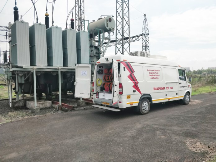 Electricity, Transformers, Motors, Switchgear, Cables, electrical wires, Meter & Measuring Instruments   Transformer condition assessment with an integrated test van - Electrical India Magazine on Power & Electrical products, Renewable Energy, Transformers, Switchgear & Cables