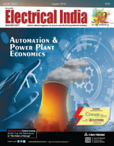 Electrical India Oldest magazine for Latest Updates on