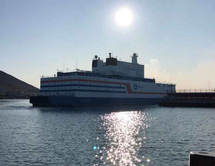 Nuclear & Thermal Power Generation, Control & Automation | Rosatom's first of a kind floating nuclear power unit arrives in Russia - Electrical India Magazine on Power & Electrical products, Renewable Energy, Transformers, Switchgear & Cables