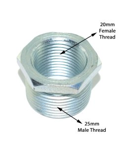 25mm to 20mm Steel Conduit Reducer Explained