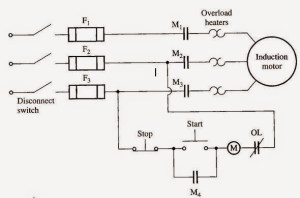 induction2Bmotor2Bstarting2Bcircuit