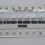 types-of-circuit-breakers