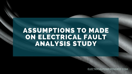 electrical fault analysis