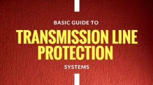 Transmission Line ProtectionTransmission Line Protection