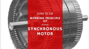 Working Principle of Synchronous Motor