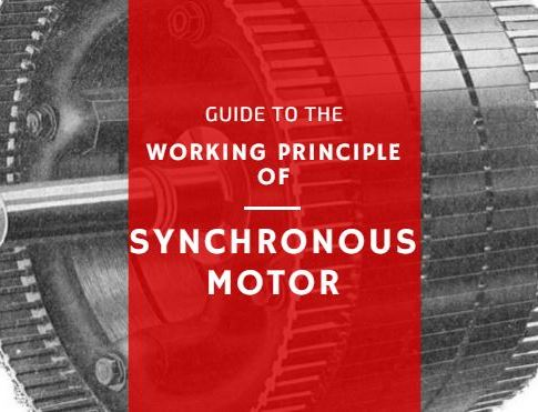 Working Principle of Synchronous Motor and Features of It