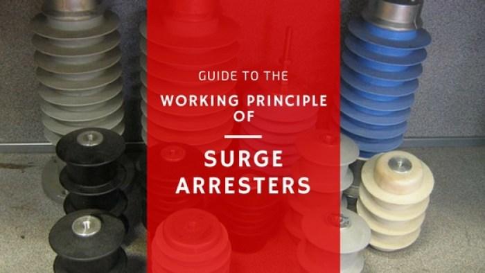 surge arresters for transformer