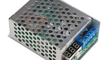 DROK DC Buck Boost Converter Module Power Supply 80W 12V 24V