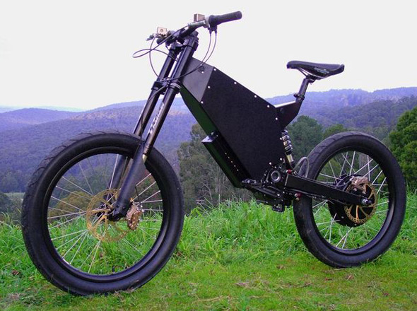 Electric Bike Review >> Steatlh Bomber Electric Bike Review Electricbike Com
