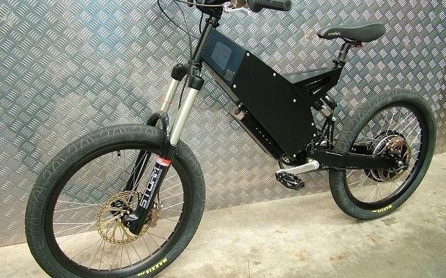 stealth fighter e bike review electricbike com. Black Bedroom Furniture Sets. Home Design Ideas