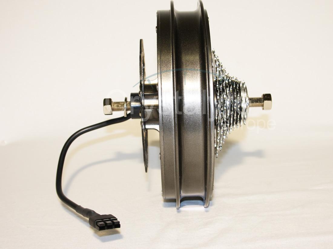 Crystalyte Hub Motor Review | ELECTRICBIKE.COM