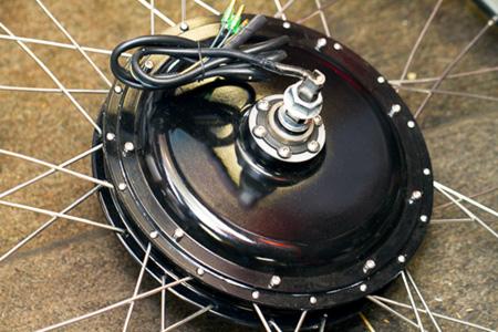 9C 280X BLDC Motor, Black finish