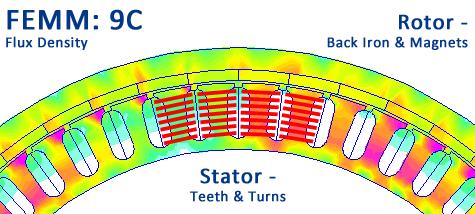 9C FEMM Detail - diagram