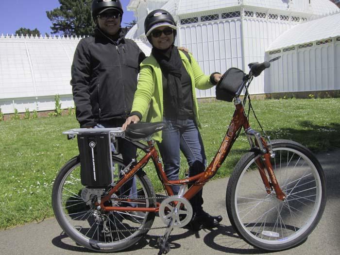 $350 Electric Bike on Amazon