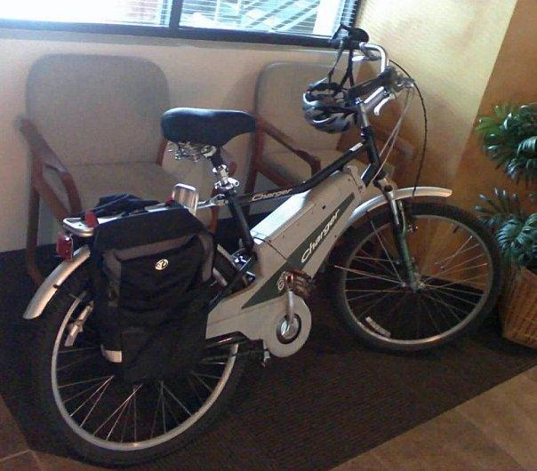 charger electric bike