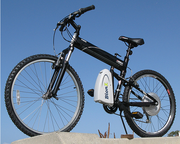 montague electric bike