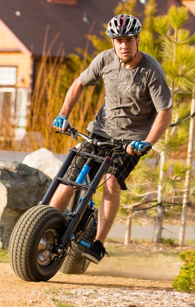 Hanebrink Electric Bike