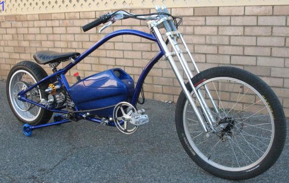 AussieJester's custom E-bikes   ELECTRICBIKE COM