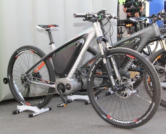 Frame Triangle Cases, for Batteries and Cargo | ELECTRICBIKE COM