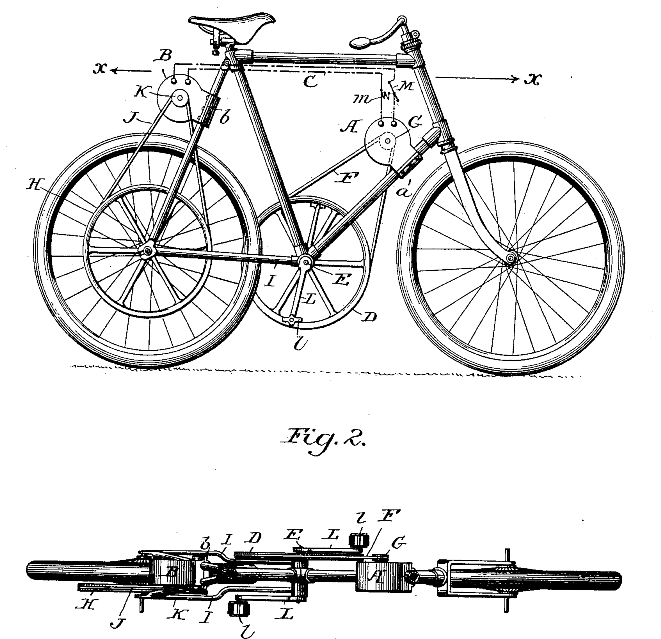 The 1898 Scott E-bike