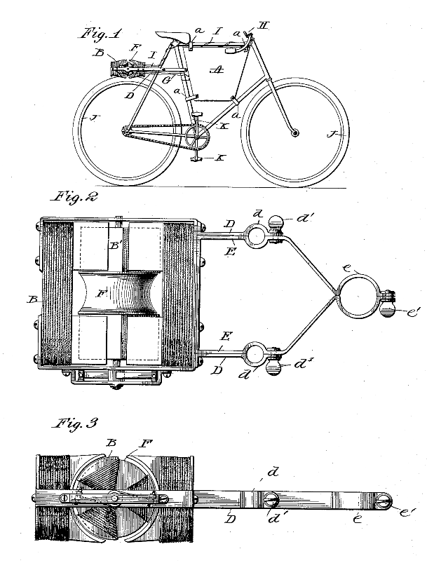 1899 Friction drive from John Schnepf.