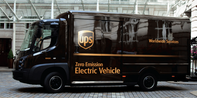 UPS and FedEx are using electric bikes to deliver in Europe