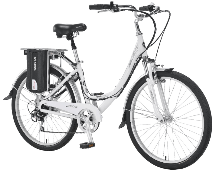 Ezip Trailz E Bike Is Now Only 750 With A Lithium Battery