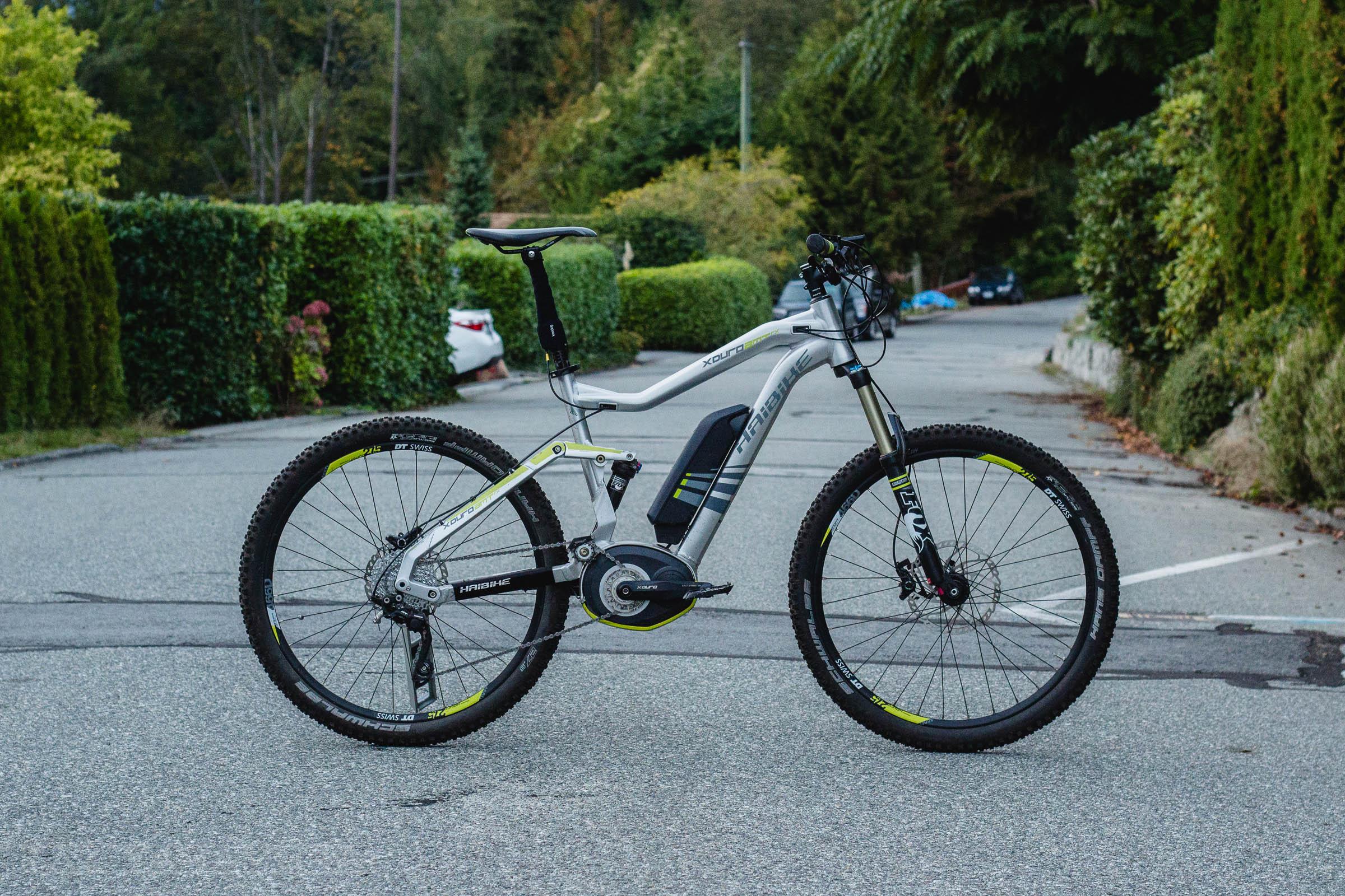 Haibike Xduro E Bike Review