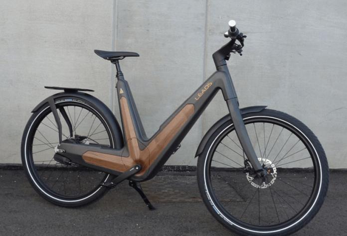 The Leaos electric bike