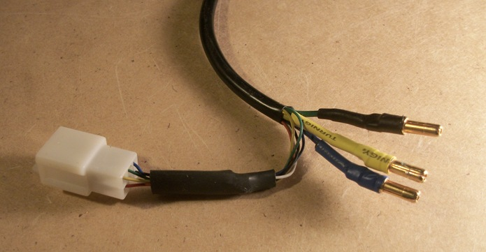 ugly s 6 wire motor wiring
