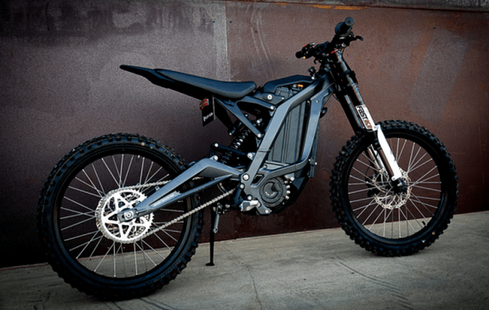 The Sur-Ron is a light and affordable E-moto for the dirt ...