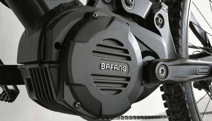 The Bafang Ultra Max, the most powerful mid drive available