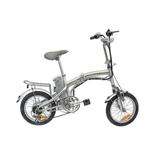 powacycle puma lpx electric folding bike
