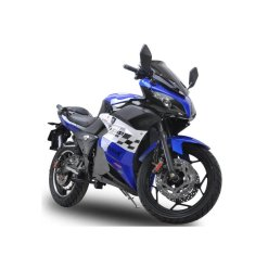 The R3 version 4 electric motorcycle