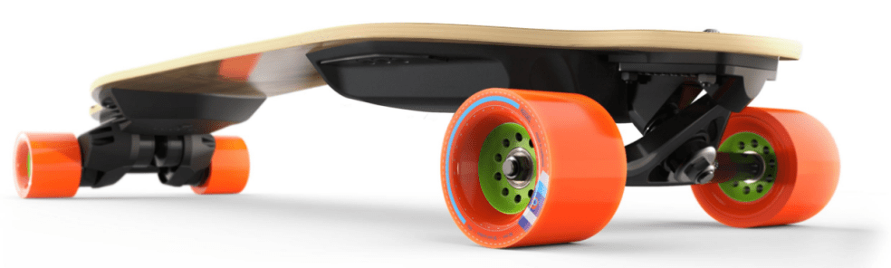 2nd generation Boosted Board