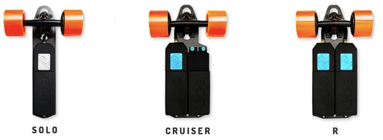 Eon PowerTrain Electric Skateboards